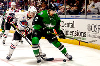 Game 1 vs Texas Stars - 10-17-15