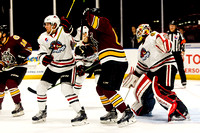 Game 4 vs Chicago Wolves - 10-23-15