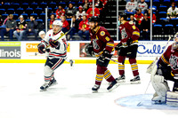 Game 17 vs Chicago Wolves - 1-12-16